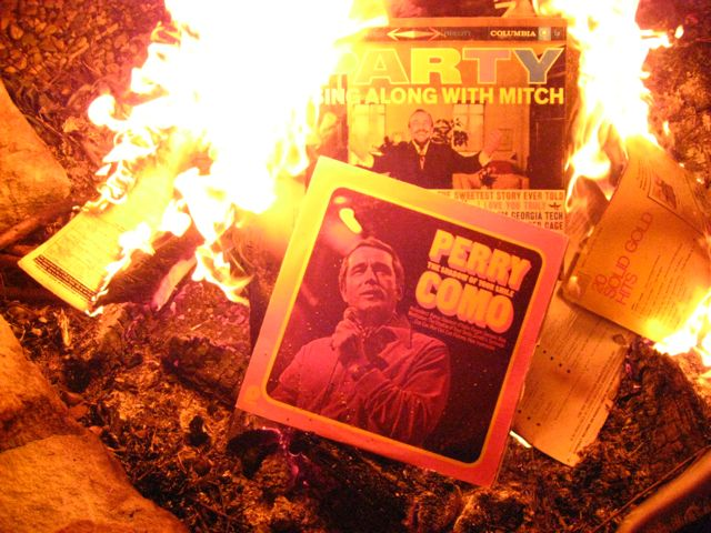 Perry Como Bonfire