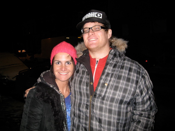 MC Lars and Sarah - Geekstar!